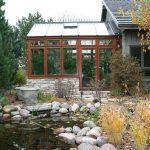wood conservatory