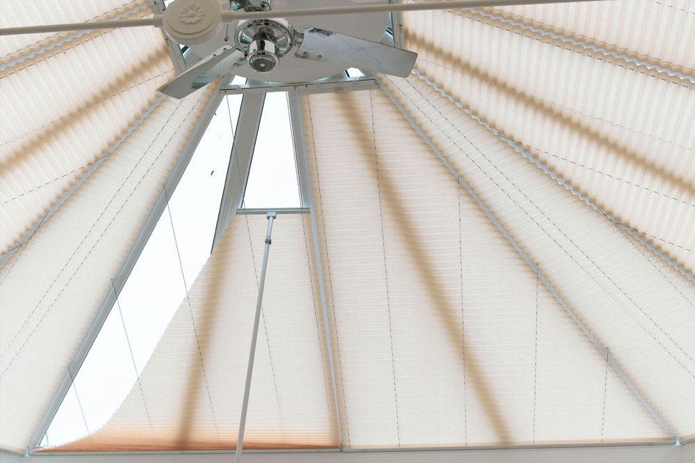Blinds And Shades For Your Conservatory Greenhouse